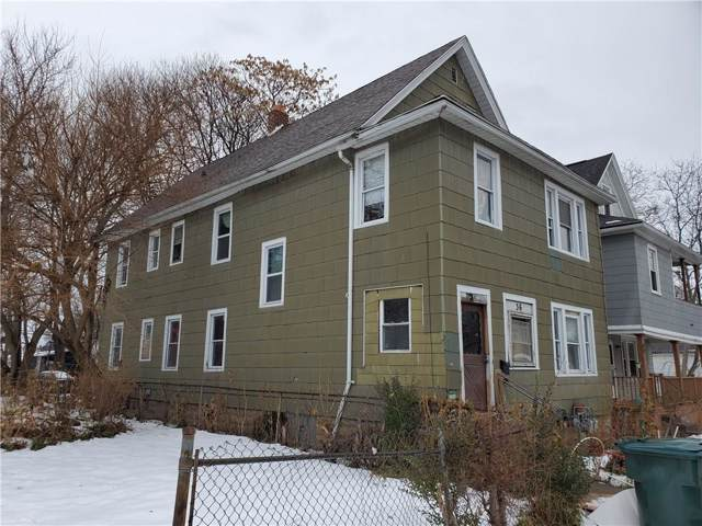 36 High Street, Rochester, NY 14609 (MLS #R1242805) :: The Chip Hodgkins Team