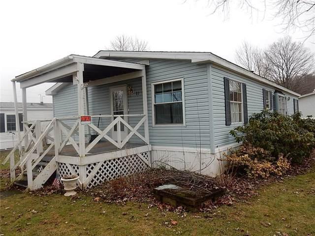 1779 Ross Road Lot #82, Lyons, NY 14489 (MLS #R1244043) :: Robert PiazzaPalotto Sold Team