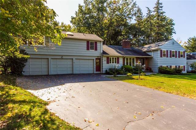 203 Clover Hills Drive, Brighton, NY 14618 (MLS #R1244131) :: Robert PiazzaPalotto Sold Team