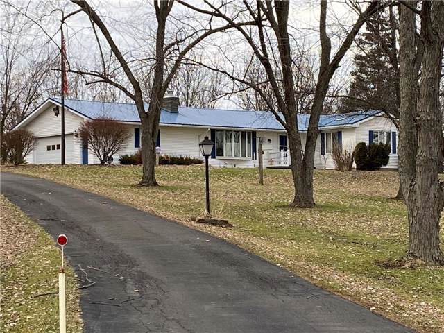 4520 Emerson Road, Canandaigua-Town, NY 14424 (MLS #R1244364) :: The CJ Lore Team | RE/MAX Hometown Choice