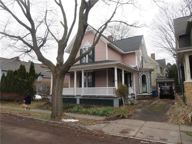 32 Rundel Park, Rochester, NY 14607 (MLS #R1244374) :: BridgeView Real Estate Services