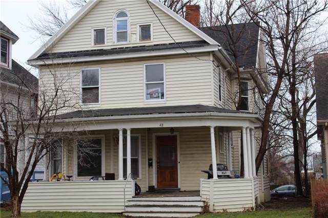 48 W Fourth Street, Dunkirk-City, NY 14048 (MLS #R1244564) :: Updegraff Group