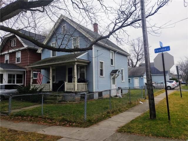 319 Fernwood Avenue, Rochester, NY 14609 (MLS #R1244573) :: MyTown Realty