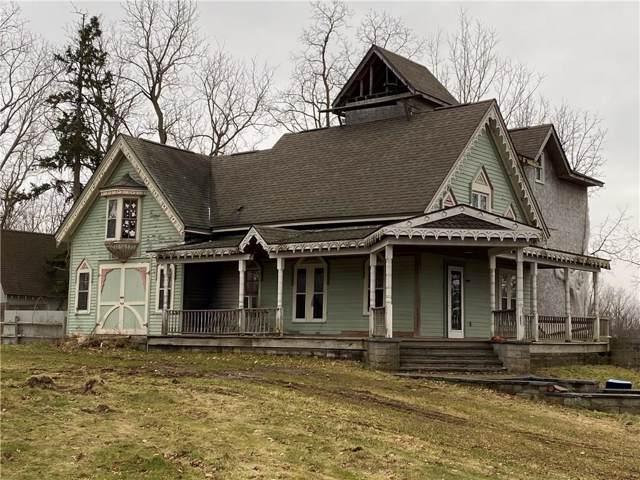 4998 S Livonia Road, Livonia, NY 14487 (MLS #R1244810) :: MyTown Realty