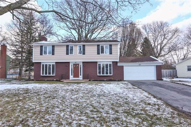 67 Bright Oaks Drive, Chili, NY 14624 (MLS #R1244959) :: The CJ Lore Team | RE/MAX Hometown Choice