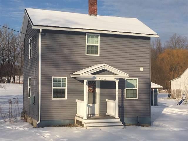 2120 W Main Street, Seneca, NY 14561 (MLS #R1245093) :: MyTown Realty