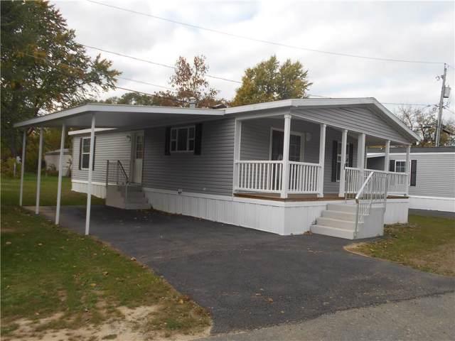 8301 W Ridge Road #20, Clarkson, NY 14420 (MLS #R1245498) :: BridgeView Real Estate Services