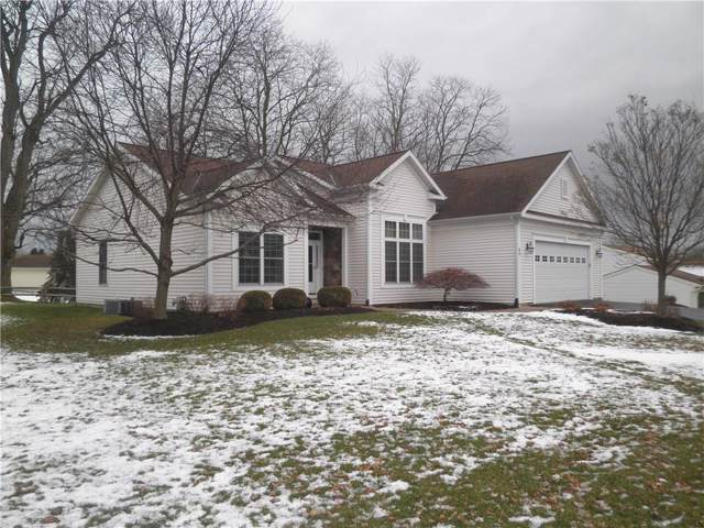 40 Dryer Avenue, Victor, NY 14564 (MLS #R1245509) :: The CJ Lore Team | RE/MAX Hometown Choice