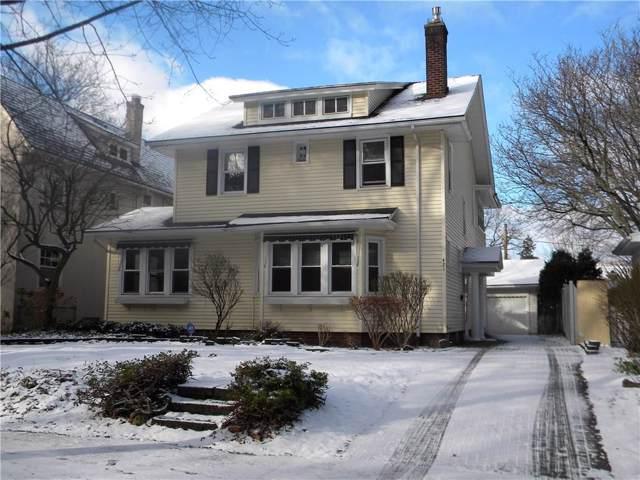 421 Mount Vernon Avenue, Rochester, NY 14620 (MLS #R1245690) :: Updegraff Group