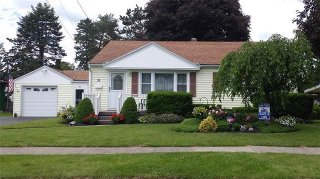36 Williams Street, Batavia-City, NY 14020 (MLS #R1246126) :: The Glenn Advantage Team at Howard Hanna Real Estate Services