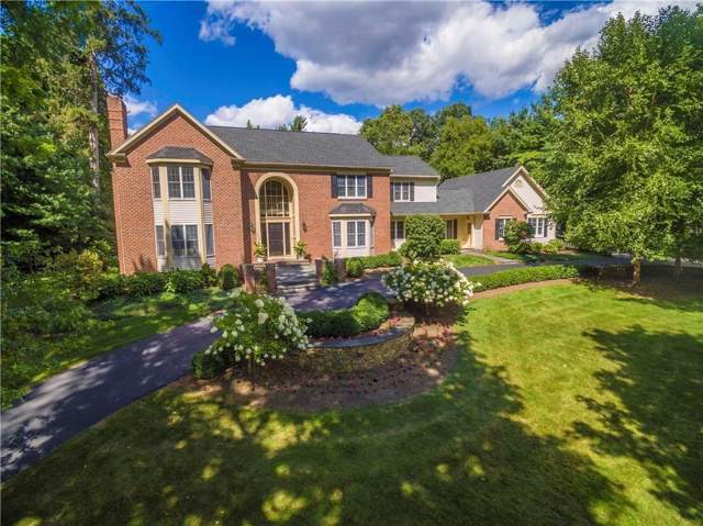 8 Pine Acres Drive, Pittsford, NY 14618 (MLS #R1246153) :: The CJ Lore Team | RE/MAX Hometown Choice
