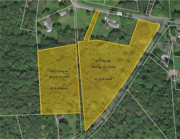 0 W Bay Road, Sterling, NY 13156 (MLS #R1246178) :: 716 Realty Group