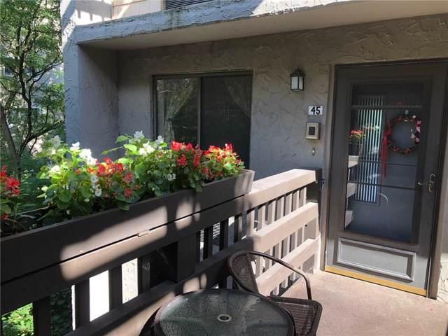 45 Cliffside Drive, South Bristol, NY 14424 (MLS #R1246356) :: The CJ Lore Team | RE/MAX Hometown Choice
