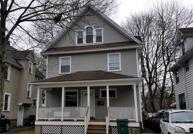 161 Rosewood, Rochester, NY 14609 (MLS #R1246465) :: Robert PiazzaPalotto Sold Team