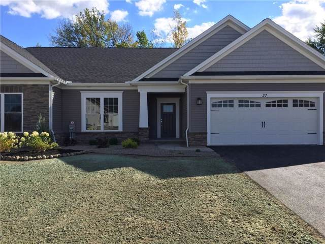 933 Pathway Lane #84, Webster, NY 14580 (MLS #R1246553) :: The CJ Lore Team | RE/MAX Hometown Choice