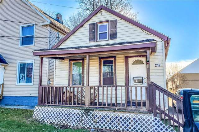 217 Breck Street, Rochester, NY 14609 (MLS #R1246647) :: Robert PiazzaPalotto Sold Team