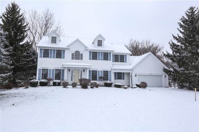 46 Scarborough Park, Penfield, NY 14625 (MLS #R1246814) :: The Chip Hodgkins Team
