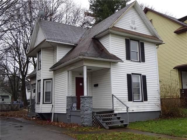 141 Lenox Street, Rochester, NY 14611 (MLS #R1246861) :: Updegraff Group