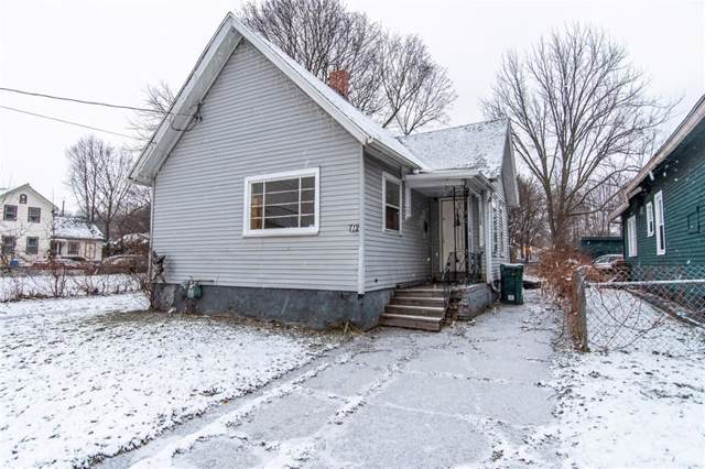 712 Smith Street, Rochester, NY 14606 (MLS #R1247114) :: Robert PiazzaPalotto Sold Team