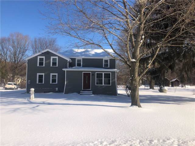 9620 Stage Road, Dansville, NY 14807 (MLS #R1247142) :: BridgeView Real Estate Services