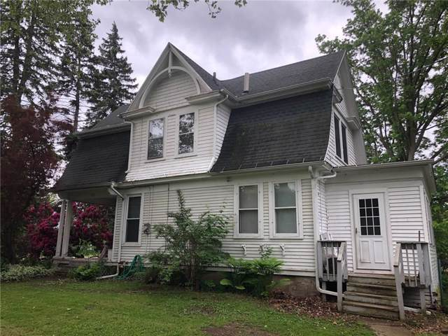 321 W West Main Street, Pomfret, NY 14063 (MLS #R1247175) :: The Chip Hodgkins Team