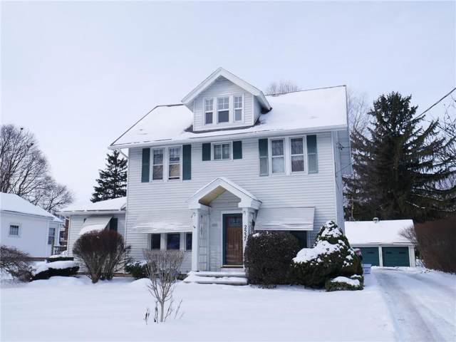 2537 Culver Road, Irondequoit, NY 14609 (MLS #R1247220) :: The Chip Hodgkins Team