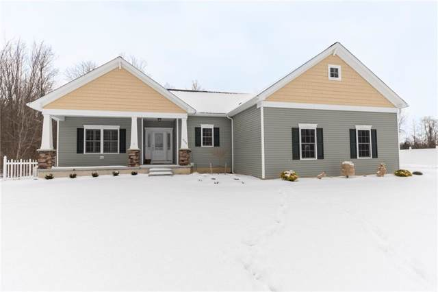 12134 Mcneeley Road, Newstead, NY 14001 (MLS #R1247355) :: BridgeView Real Estate Services