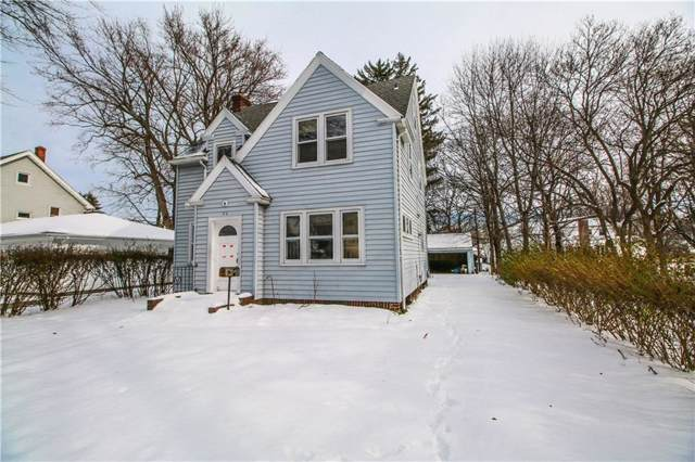 46 Tottenham Road, Irondequoit, NY 14609 (MLS #R1247440) :: The Chip Hodgkins Team
