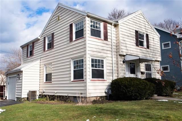 164 Elm Drive, Rochester, NY 14609 (MLS #R1247620) :: Updegraff Group