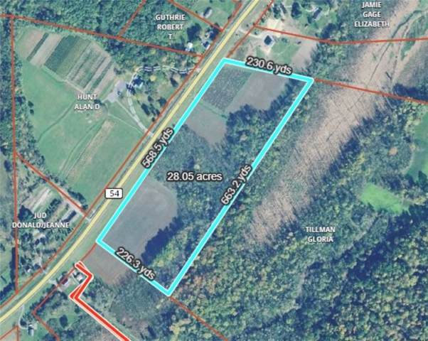 0 Route 54A Bluff Pt, Jerusalem, NY 14478 (MLS #R1247627) :: The CJ Lore Team   RE/MAX Hometown Choice