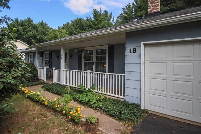 18 Red Leaf Drive, Chili, NY 14624 (MLS #R1247685) :: Robert PiazzaPalotto Sold Team