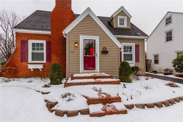 69 Thatcher Road, Irondequoit, NY 14617 (MLS #R1247729) :: Updegraff Group