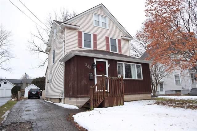 249 Denise Road, Rochester, NY 14612 (MLS #R1248004) :: Updegraff Group