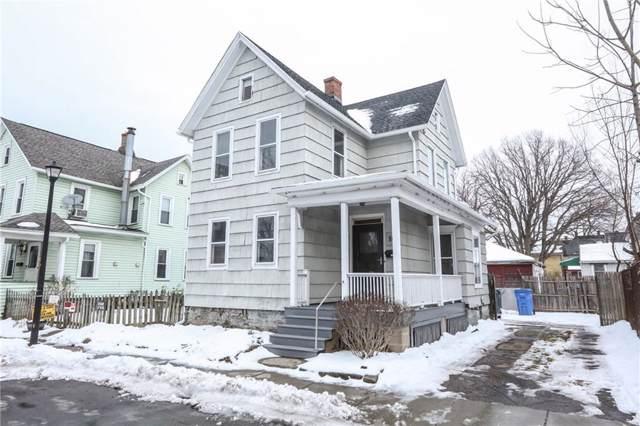 10 Van Street, Rochester, NY 14620 (MLS #R1248062) :: Robert PiazzaPalotto Sold Team