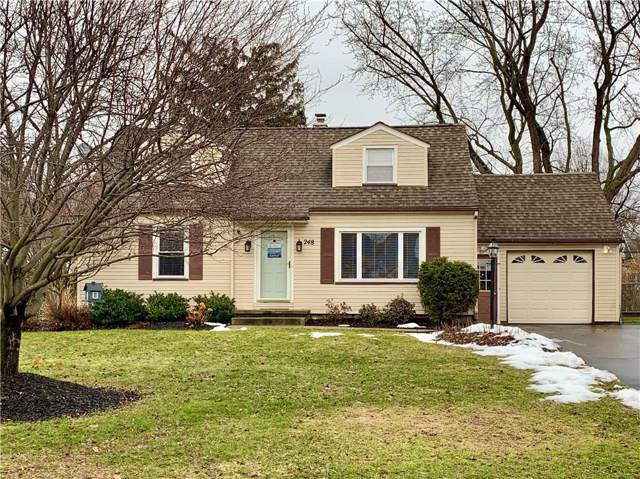 248 Pepperidge Drive, Greece, NY 14626 (MLS #R1248116) :: Robert PiazzaPalotto Sold Team