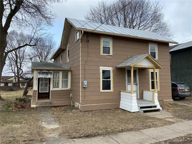 88 Franklin Street, North Dansville, NY 14437 (MLS #R1248459) :: BridgeView Real Estate Services