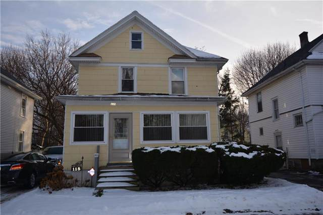 115 Gothic Street, Rochester, NY 14621 (MLS #R1248488) :: Robert PiazzaPalotto Sold Team