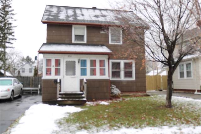 201 Goodwill Street, Rochester, NY 14615 (MLS #R1248497) :: The Chip Hodgkins Team