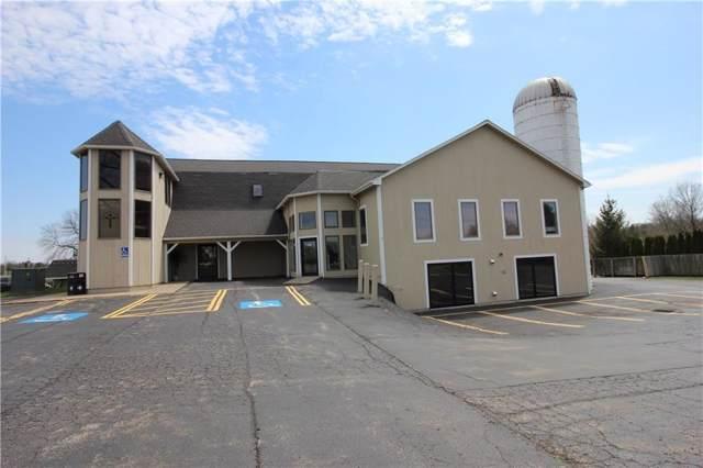 4400 Nine Mile Point Road, Perinton, NY 14450 (MLS #R1248513) :: Robert PiazzaPalotto Sold Team