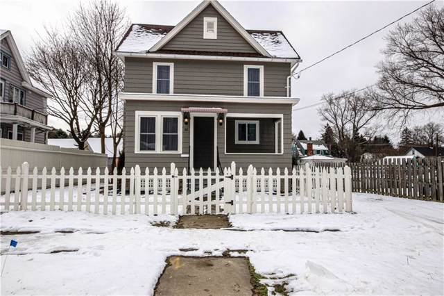 88 Linwood Avenue, Jamestown, NY 14701 (MLS #R1248584) :: Robert PiazzaPalotto Sold Team