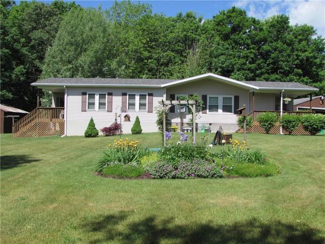 3862 Hemlock Road Extension, Jerusalem, NY 14418 (MLS #R1248687) :: BridgeView Real Estate Services