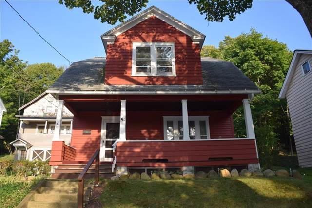 91 Ellicott Street, Jamestown, NY 14701 (MLS #R1248771) :: Robert PiazzaPalotto Sold Team