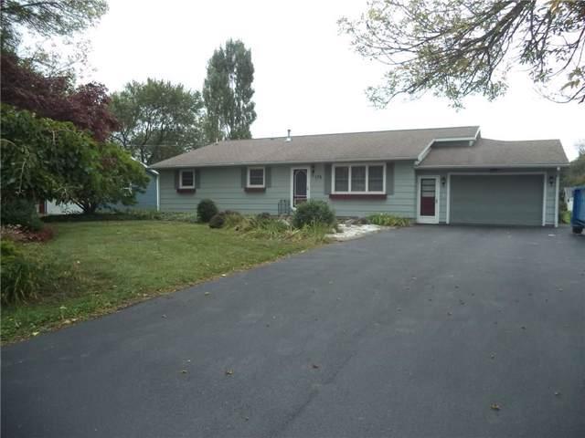 178 Gardner Street, Pomfret, NY 14063 (MLS #R1249022) :: The Glenn Advantage Team at Howard Hanna Real Estate Services