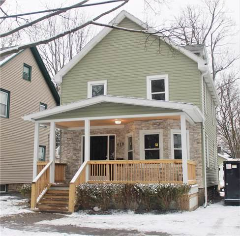 619 Sawyer Street, Rochester, NY 14619 (MLS #R1249101) :: Updegraff Group