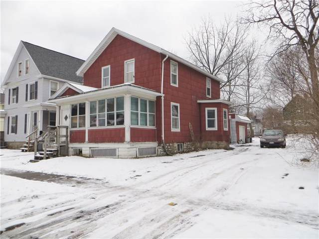 58 Warner Street, Rochester, NY 14606 (MLS #R1249144) :: Robert PiazzaPalotto Sold Team
