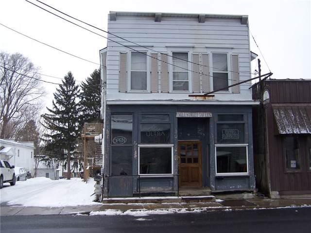7 Mill Street, Sodus, NY 14551 (MLS #R1249235) :: Robert PiazzaPalotto Sold Team