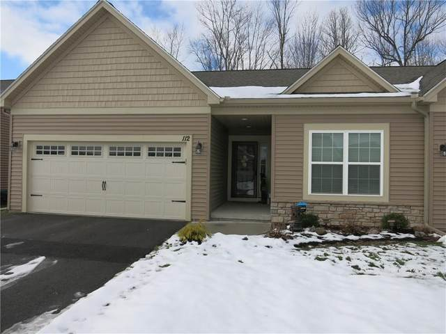 112 Golden Oaks Way, Gates, NY 14624 (MLS #R1249294) :: BridgeView Real Estate Services