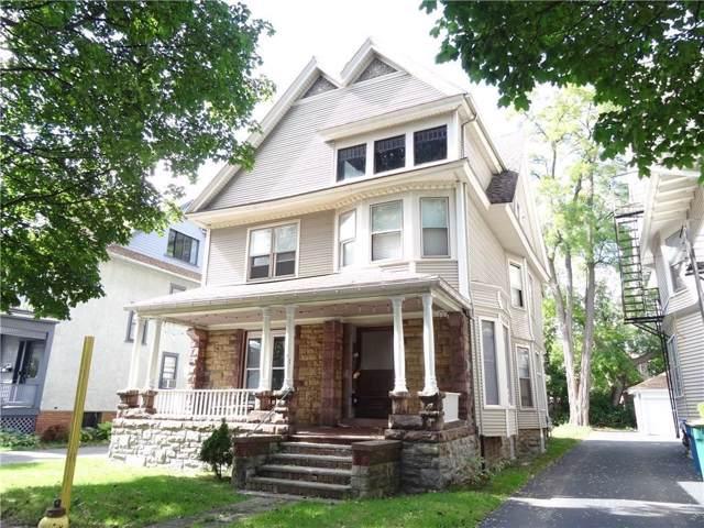 27 Cornell Street, Rochester, NY 14607 (MLS #R1249307) :: Updegraff Group