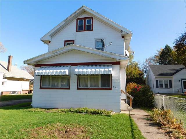 34 Alonzo Street, Rochester, NY 14612 (MLS #R1249342) :: BridgeView Real Estate Services