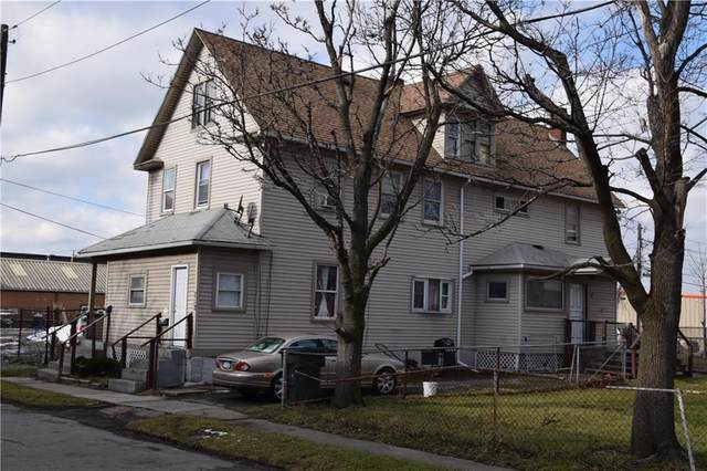 712 Campbell Street, Rochester, NY 14611 (MLS #R1249361) :: BridgeView Real Estate Services